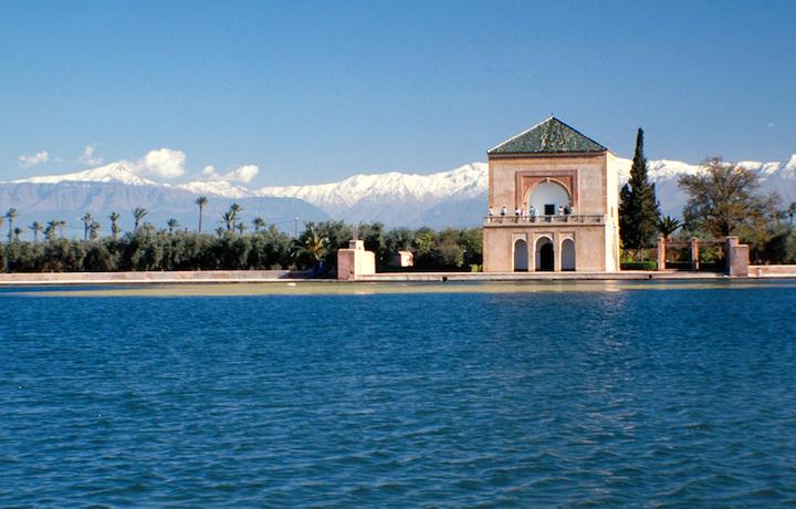 marrakech la menara